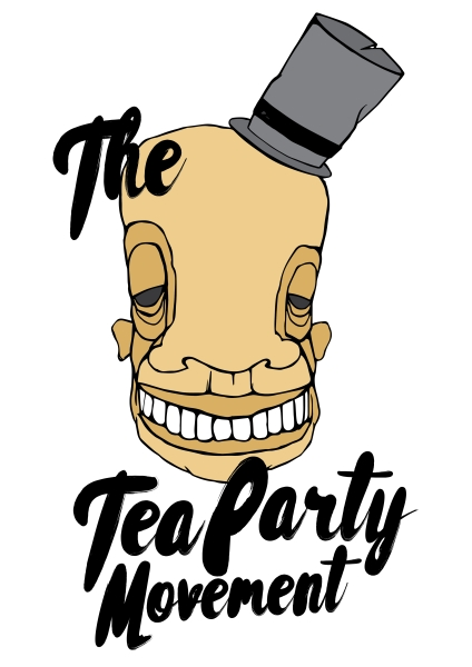 Tea party movement / Available at Society6